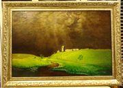 Картина А. Куинджи «После дождя»