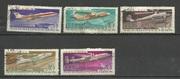 Продам марки СССР 5 шт Авиация