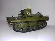 Маштабну модель танка РККА Т 37а в маштабы 1/35