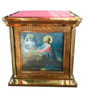 Церковные вещи и храмовая мебель от производителя.